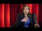 The Hollywood Masters - Isabelle Huppert on Elle | Изабель Юппер