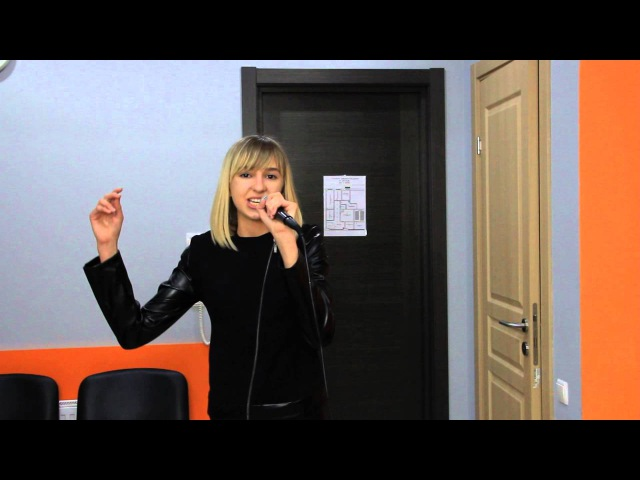 Clean B feat Jess Glynne Rather Be cover by Полина Спицына BestUkrainianMusicians