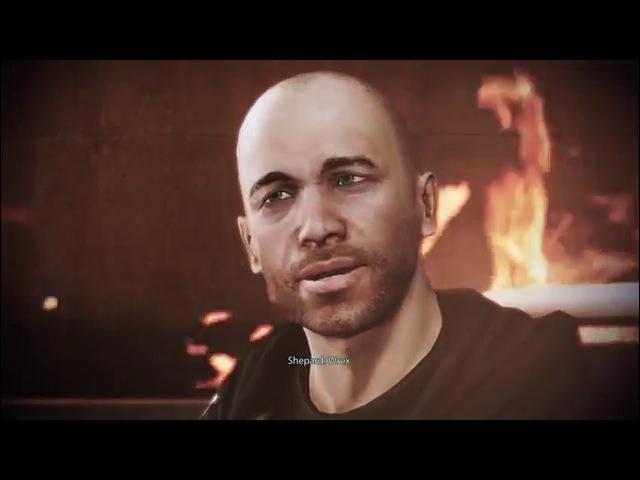 Mass Effect 3 Citadel DLC - Grunt and Wrex trolling Shepard on party