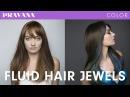 How-To | Oil Slick Hair Color w/ VIVIDS Jewels Fluid Hair Painting by MerimicornHair