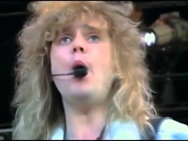Def Leppard - Animal / Let's Get Rocked @ Freddie Mercury Tribute (1992-04-20) *HIGH QUALITY*