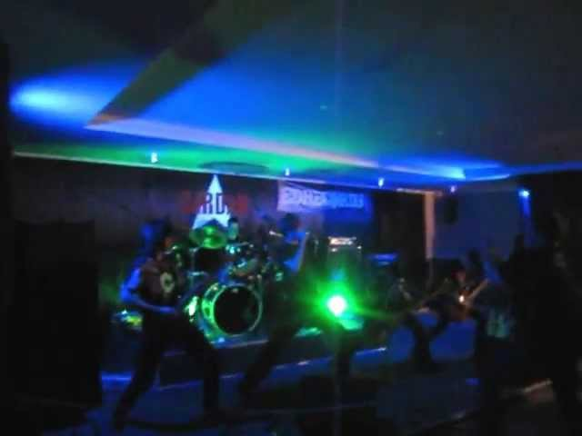 Time Off - Intro and 2 songs(финал в Cardan Live 25.04.13)