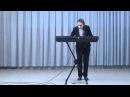 Генчева Валентина - Русский народный танец Кадриль,аранж. Е. Панариной