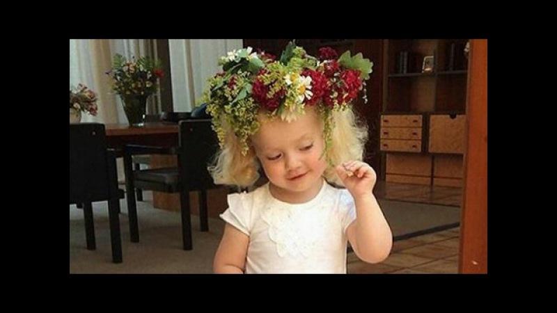 Алла Пугачева готовится к путешествию с детьми