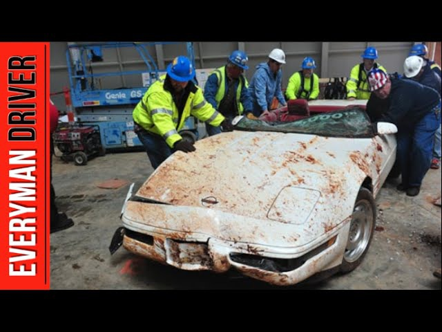 1 Millionth Corvette Restoration Time Lapse on Everyman Driver