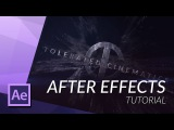 HOW TO CREATE A TRANSFORMER INTRO IN AFTER EFFECTS