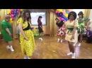 Стиляги. Танец мам на выпускном в детском саду.