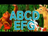 Alphabet ABC Phonics - Part 1 A, B, C, D, E,F, G