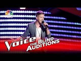 The Voice 2016 Blind Audition - Billy Gilman:
