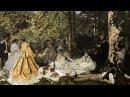 Клод Моне, Завтрак на траве - обзор картины