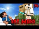 Minecraft Sky Wars 74НАКОНЕЦ-ТО!Cristalix