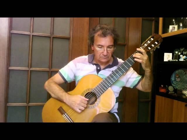 Katyusha - Fischia il Vento (Classical Guitar Arrangement by Giuseppe Torrisi)