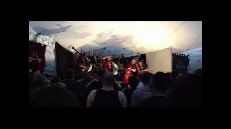 TANZWUT Mittelaltershow - Skudrinka