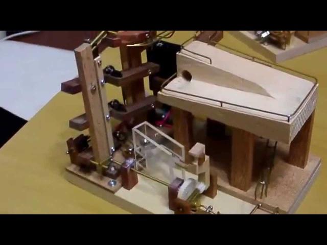Чудеса физики Невероятные механизмы работа которых завораживает