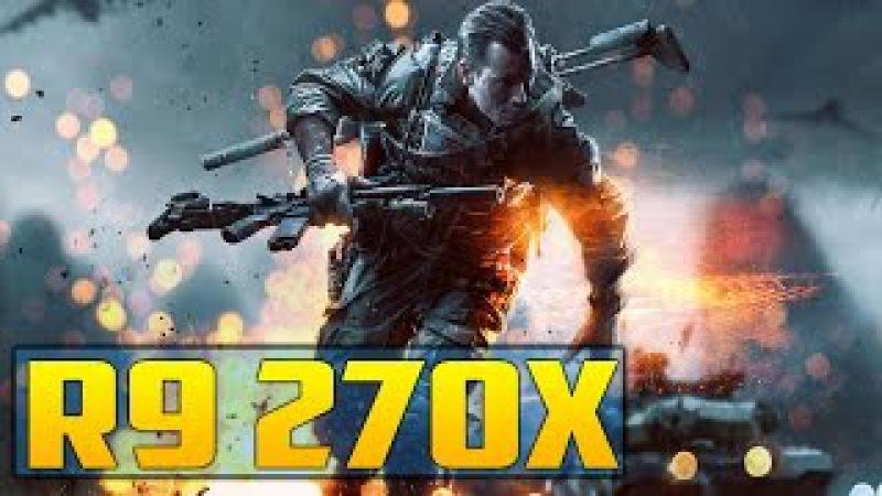 Battlefield 4 R9 270x - Ultra - High - Medium - Low