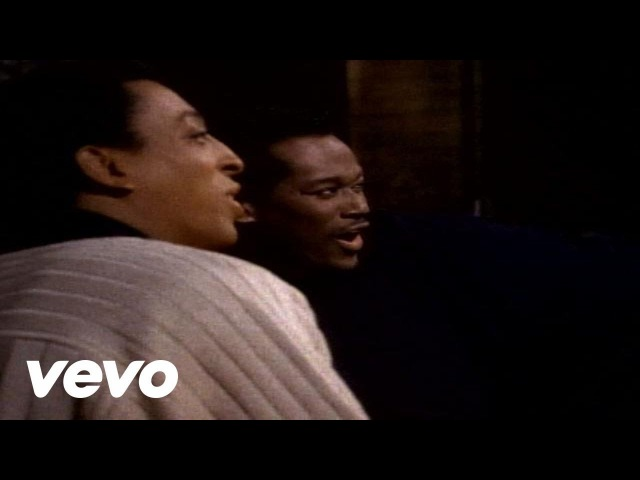 Luther Vandross, Gregory Hines - There's Nothing Better Than Love [1986]