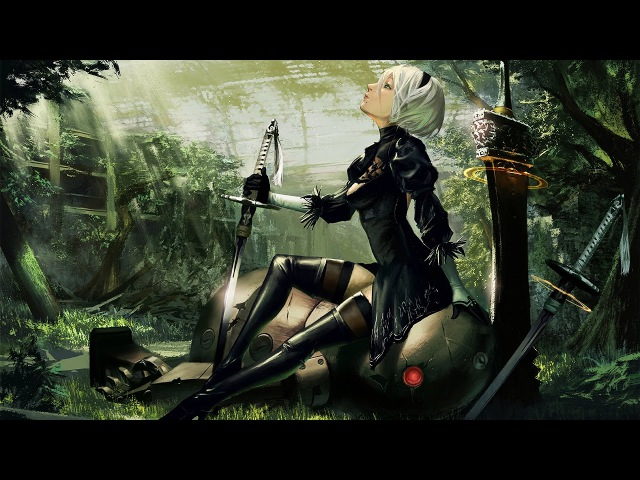 NieR Automata OST - The Weight of the World (The End of YoHRa Ver.)