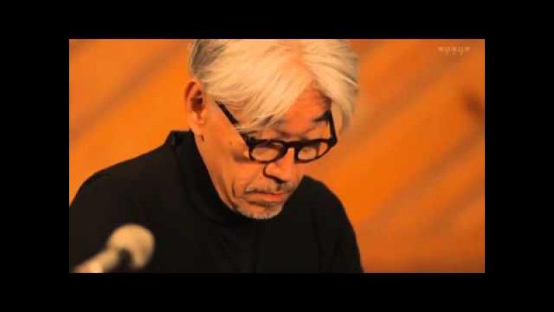 Ryuichi Sakamoto - Merry Christmas Mr.Lawrence 2015/10/31
