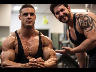 Heart of A Champion - Aesthetic Fitness & Bodybuilding Motivation