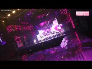 170119_우주소녀_(WJSN_(Cosmic_Girls))_-_Secret_(비밀이야)_ _I_Wish_(너에게_닿기를)_@_26th_Seoul_Music_Awards