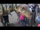 Прогулки с динозаврами Динозавры на ВДНХ Walking with Dinosaurs Dinosaurs at VDNH