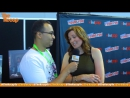 NYCC 2015 ¦ Lucy Lawless Ash vs Evil Dead Interview Snippet