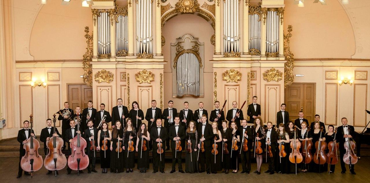Симфонічний оркестр K&K Symphoniker. Львівська філармонія
