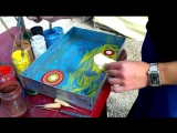 Мастер класс Эбру(рисование на воде)