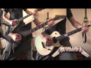 Metallica - Orion All Guitar Cover (Drum  Bass Backing Track)