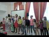 Жанна Колмагорова и наши детки с её песней