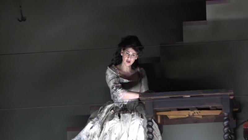 Ajna Harteros. La mamma morta, live in BSO 30.03.2017