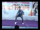Raghav Crockroaxz Ishq Wala Love Solo Performance in Bhavnagar