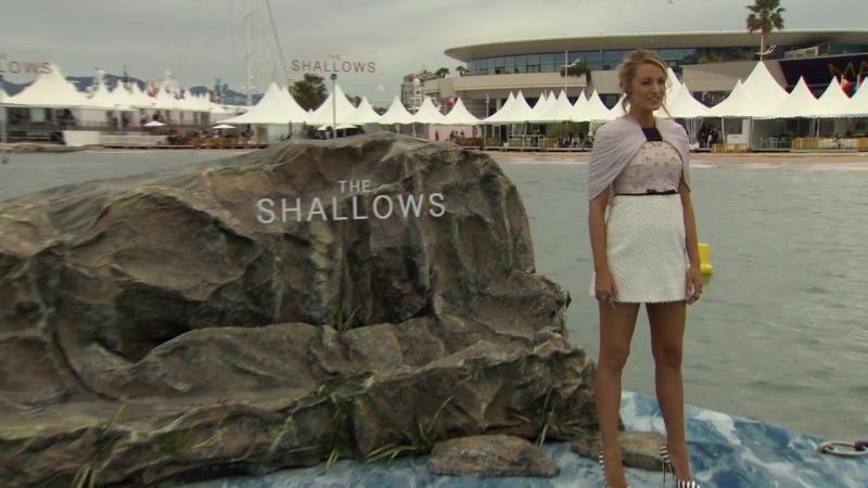 Cannes2016 Блейк Лайвли на фотоколле фильма