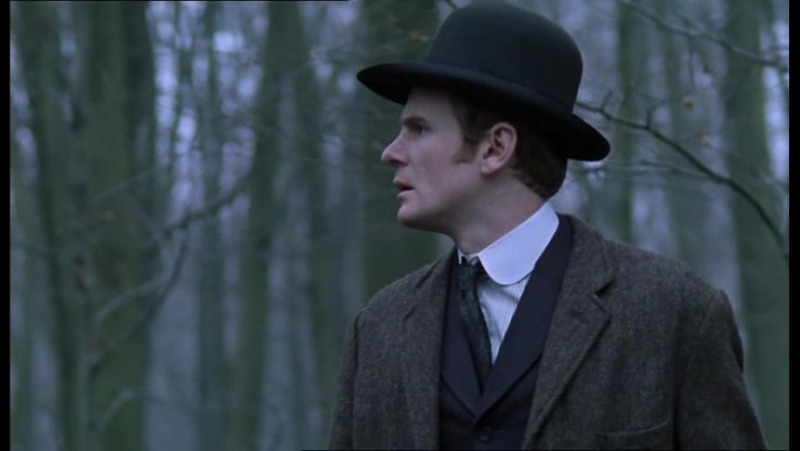 Комнаты смерти: загадки настоящего Шерлока Холмса. Фильм 2. Глаза пациентки (2001) [Страх и Трепет]