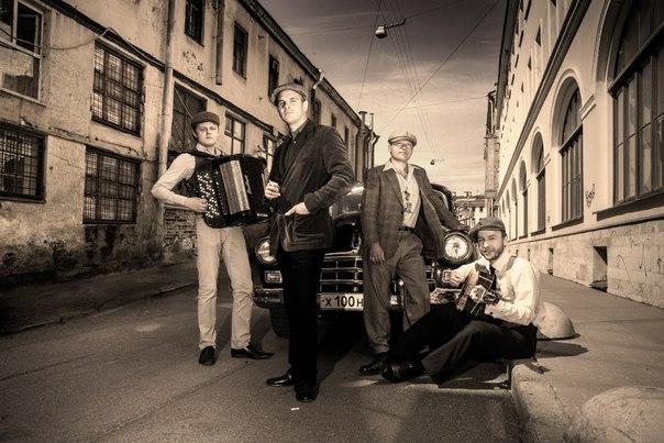 07.04 Domino Quartet в клубе Грибоедов!