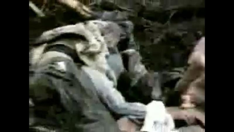 Документальный фильм о войне в Чечне по которому сняли Чистилище