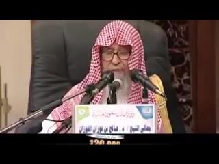 هناك من يقول نتمنى أن الرسول ﷺ بيننا حتى يعلمنا كيف نعيش ؟ استمع لرد الشيخ صالح الفوزان