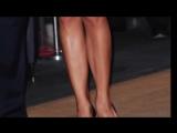 SLOVENIA_ Melania Knauss-Trumps sexy legs_