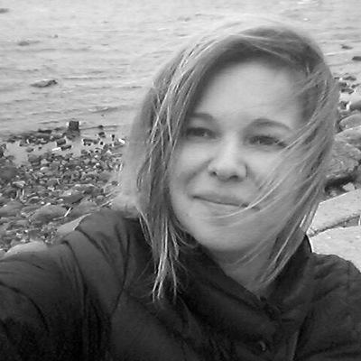 Вероника Гронская