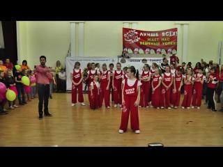 2017-04-22 Танцплантация в 2017 в ВМЛ - сборная 5 классов