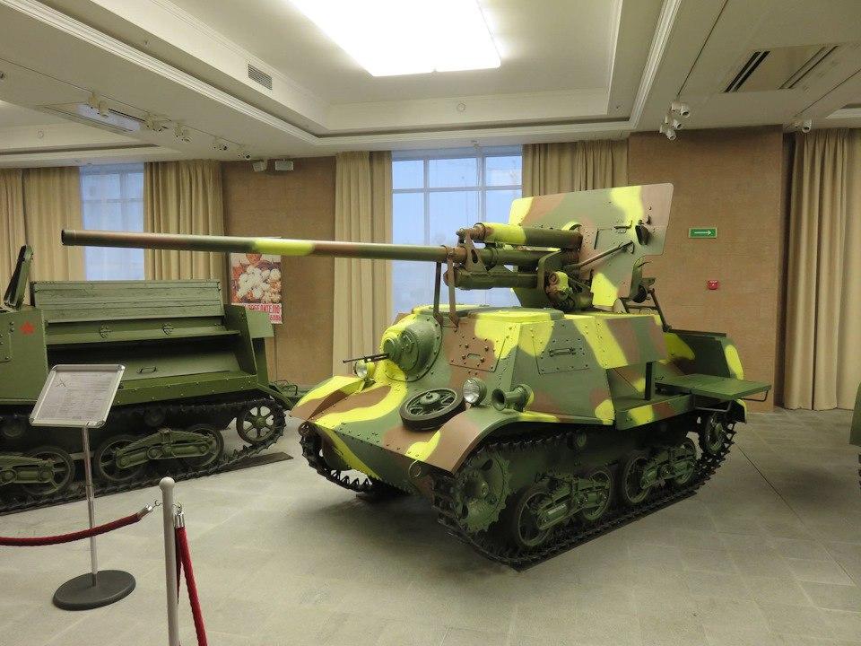ЗИС-30 (57-мм пушка ПТО)