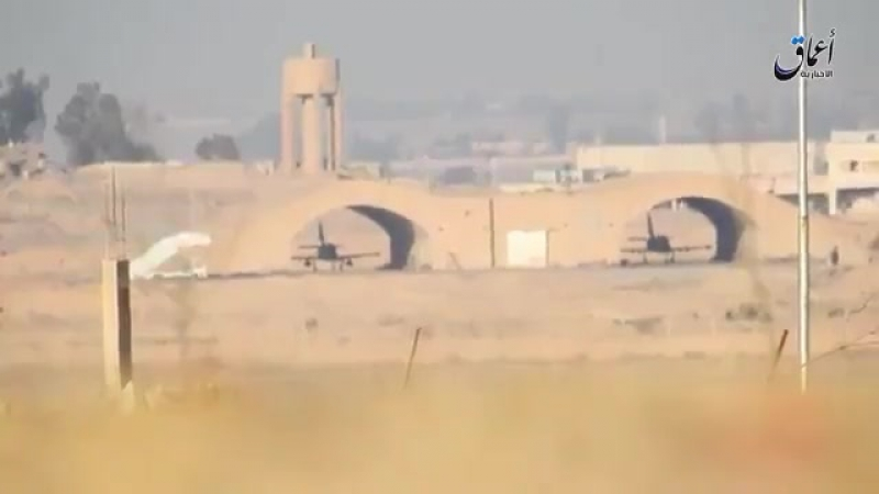 ПТУРщик ИГ подбил идва самолёта L-39 ВВС САР, Дейр эз-Зор,07.01.2017