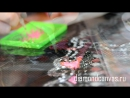 Алмазная мозаика (вышивка) от diamondcanvas.ru отличный подарок!