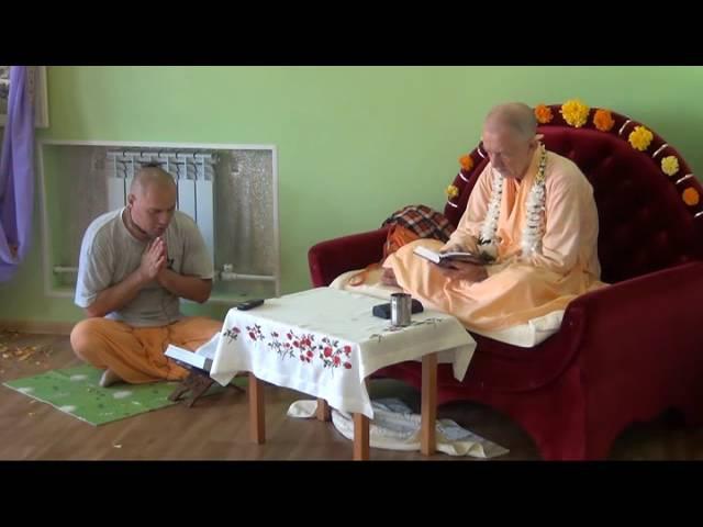 BVV Narasimha Swami, BG Class 2.10, Blagoveshchensk 04.09.2016 (Eng-Rus)