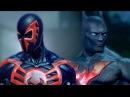 Альтернативная КонцовкаБэтмен Будущего против Человека-Паука 2099 - БИТВЫ ГЕРОЕВ