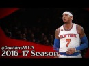 Carmelo Anthony Full Highlights 2017.01.04 vs Bucks - 30 Pts, 11 Rebs, 7 Assists!