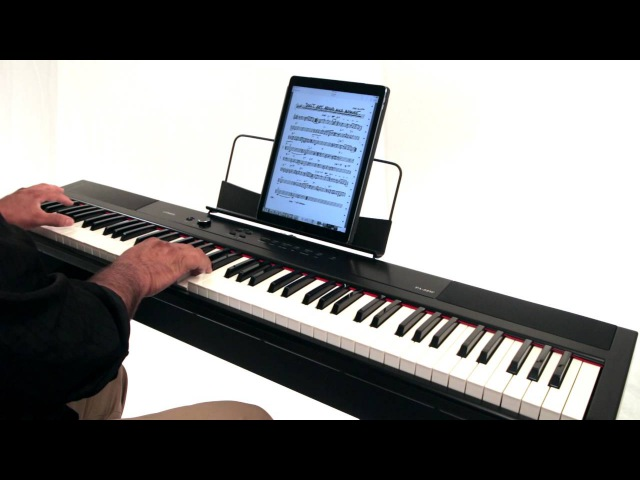 Artesia PA88W Semi-Weighted Action 88-Key Portable Digital Piano