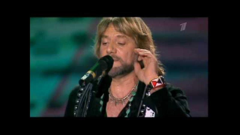 Tony Esposito - Kalimba De Luna Live Retro FM Moscow 2007 HD