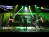 Jimin (AOA) &amp Iron - Puss (LIVE MV) Unpretty Rapstar Semi Final