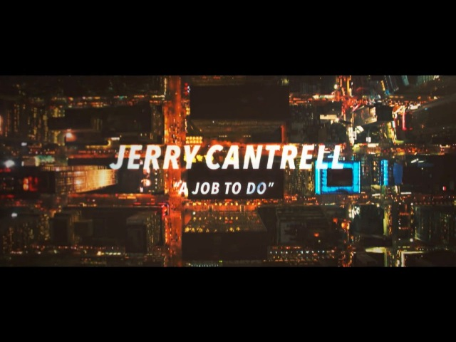 "Jerry Cantrell – ""A Job to Do"" Lyric Video – John Wick: Chapter 2 Soundtrack"